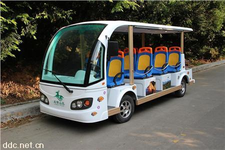 沃森2-23座敞开式封闭式公交座椅游览观光车