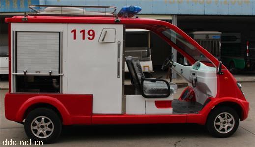 2座手抬泵消防车