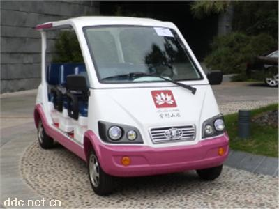 景区接待用8座电动观光游览车