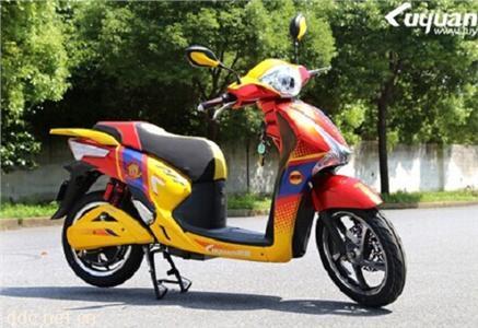绿源电动自行车MA-DS6020-G1云影(冠军车型)