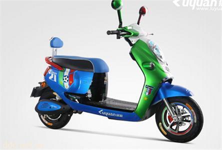 绿源电动自行车MG2-B4820-G1世界杯云骑2