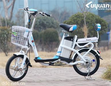 绿源电动自行车锂电车达扬JJL-3R4810L-Z1