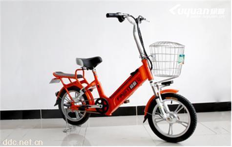 绿源电动自行车扬劲G-JCW-3R4809L-Z1