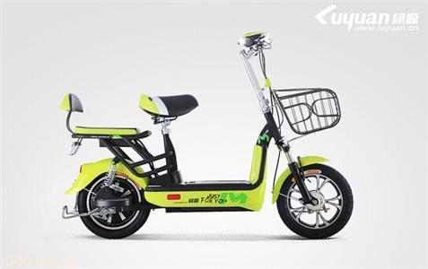 绿源电动自行车-小天使S-FBC5-5T4812-Z1