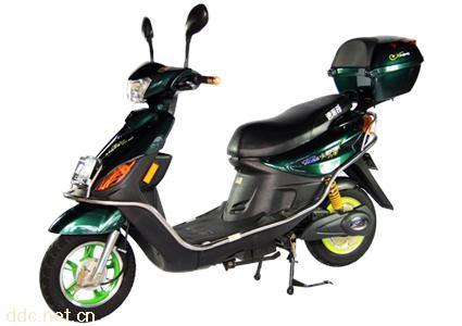 速派奇电动摩托车巧格二代