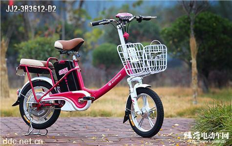 绿源电动自行车JJ2-3R3612-D2
