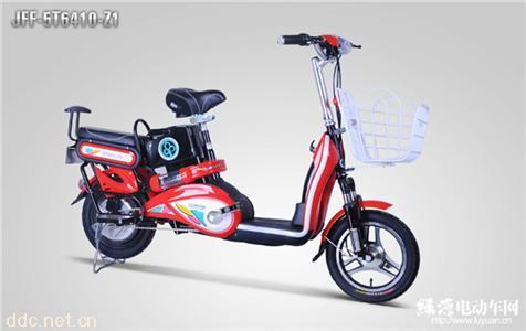 绿源电动自行车JFF-5T6410-Z2