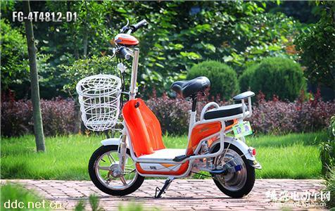 绿源电动自行车FG-4T4812-D1