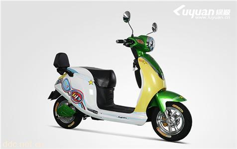 绿源电动自行车云豪MS-B4820-G1