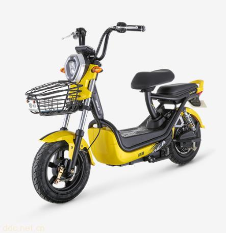 绿源-古琦FRM电自行车