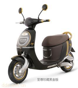 綠源-V5鋰電版電動自行車