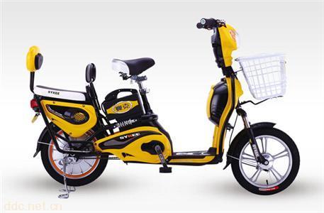 赛克电动自行车蝴蝶车-传奇二精装版