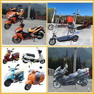 江智出口改进型电动摩托车系列