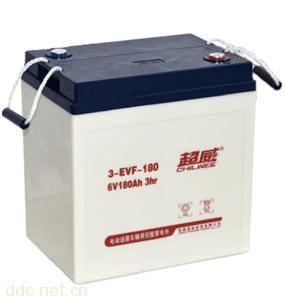 超威电动道路车用密封铅酸蓄电池