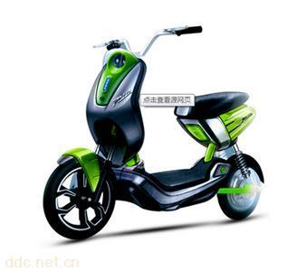 新大洲电动摩托车自由侠
