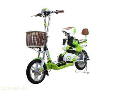 新大洲电动自行车晶灵