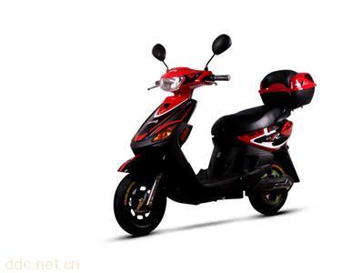 新大洲电动车巧格二代自行车