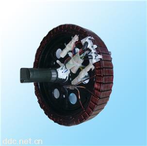 二轮电机焊接实物JDTQ-2