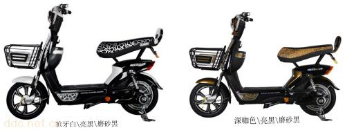 新日米兰电动自行车