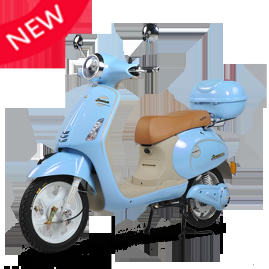 新日瑞丽I电动摩托车