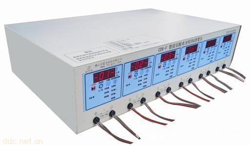 6路12V/16V通用正负脉冲电动车电池检测
