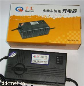 千汇48V20AH充电器