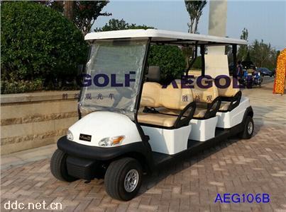 6座电动高尔夫球车AEG106B