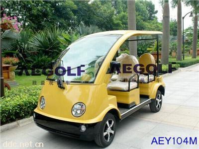 4座电动观光车AEY104M
