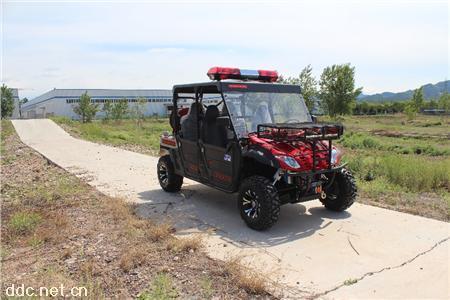 全地形电动消防车