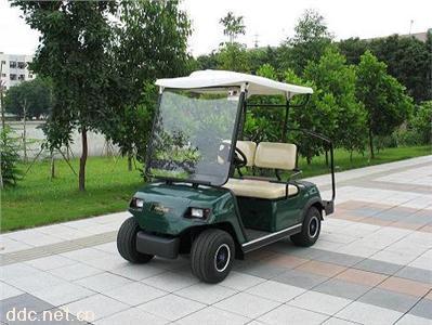 电动高尔夫车-两座四座六座电动观光车