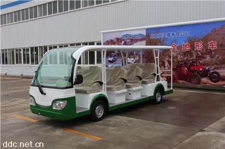 北汽电动汽车-15座电动观光车