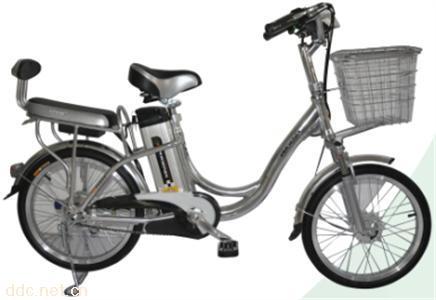 凤凰火灵鸟电动自行车
