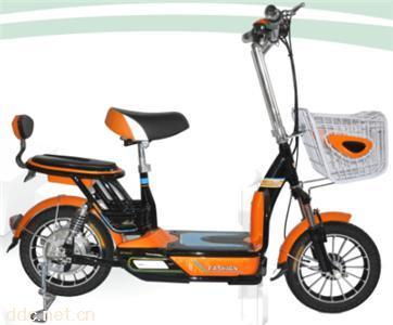 凤凰小布丁电动自行车