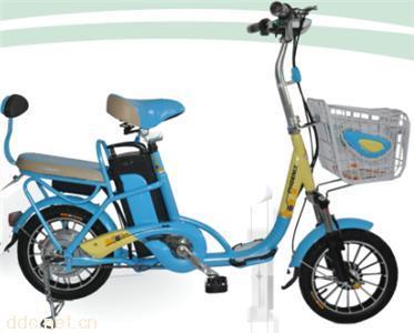 凤凰小才女电动自行车