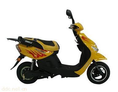 阿米尼电动车炫风10寸电动摩托车TDZ8052Z