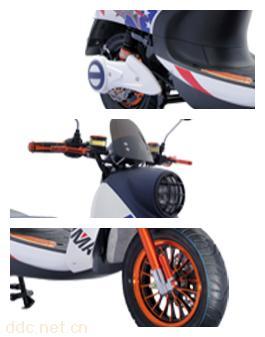 【爱玛迪欧一代SH-酷版星星风D电动摩托车】价格_图片_口碑_视频_资讯 - 电动力