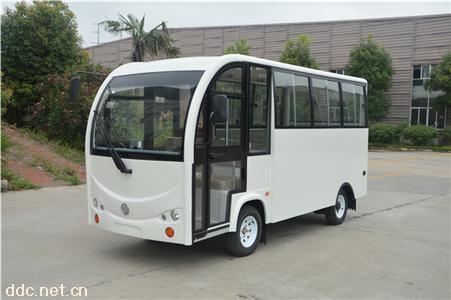 对面坐(YCT23型13电动观光车