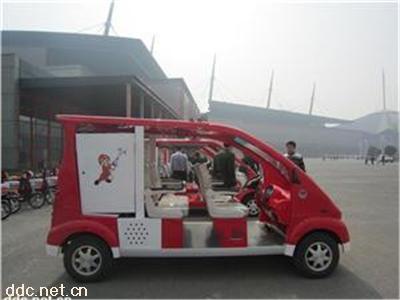 河南电动消防车,郑州巡消车