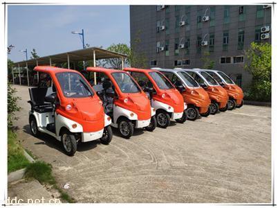 景区公园乐途电动游乐车