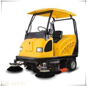 湖南物业社区环卫电动扫地机  厂区清洗电动扫地车