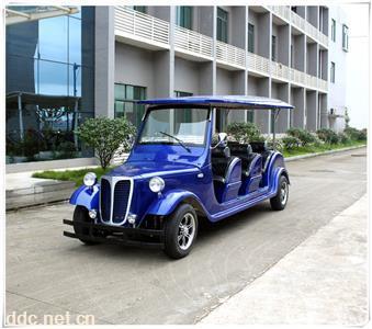 厂家直销巡逻车 可定制旅游景区电动观光车