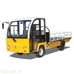 工厂电动搬运车电瓶货车价格电动送餐车厂家直销带自卸尾板定制车