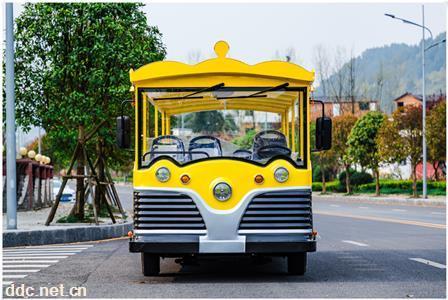 23座景区特色旅游观光车品牌燃油观光车厂家直销观光电瓶车