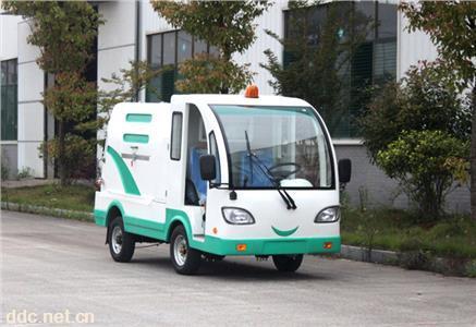 湖南厂家直销四轮电动垃圾清运车电瓶垃圾环卫车垃圾运输转运车