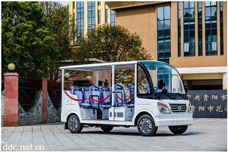 海南电动旅游观光车内燃汽油观光车景区观光电瓶车价格