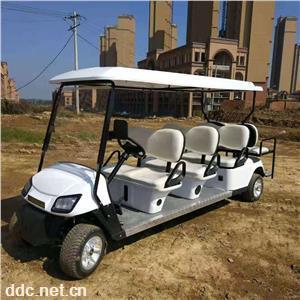 电动高尔夫球车机场摆渡车原装现货。酒店接泊车,摆渡车