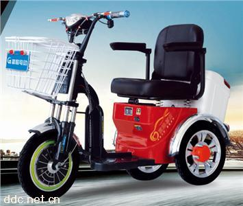 富路电动三轮车千里单人骑MINI-300QQ