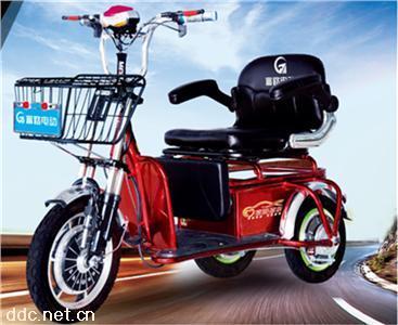 富路电动三轮车千里单人骑MINI-300Q3