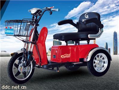 富路电动三轮车千里单人骑MINI-300Q7