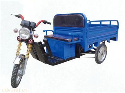 小三开电动三轮车